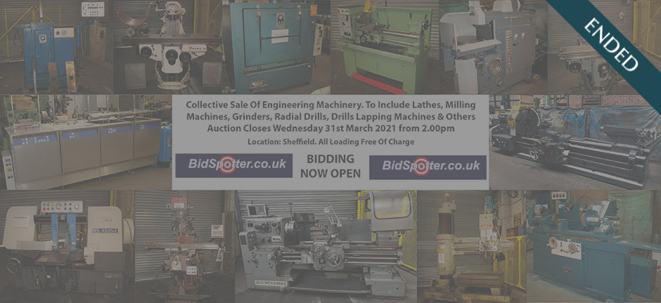 Collective Sale Of Engineering Machinery